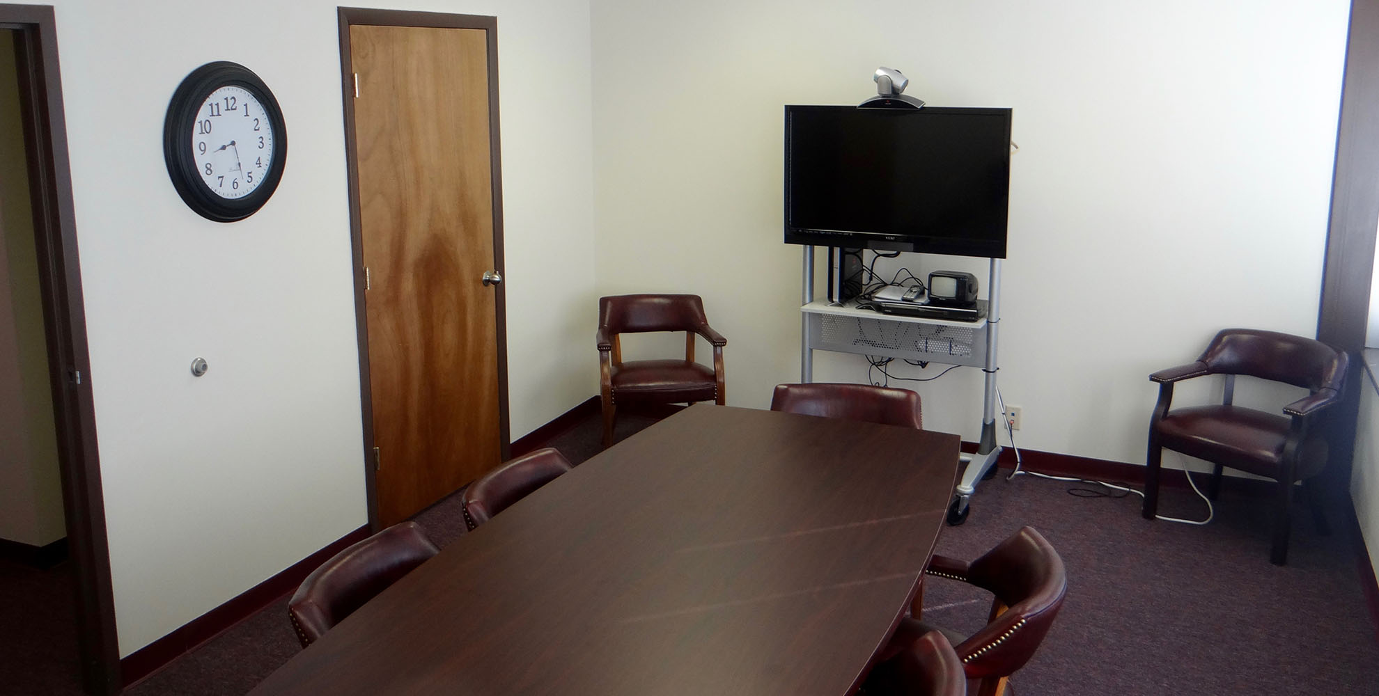 York PA court reporters conference room