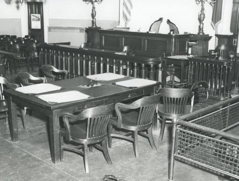 Murder in the Courtroom – How One Court Reporter Went Above and Beyond the Call of Duty